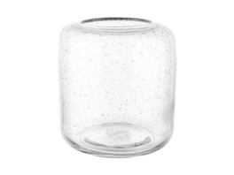 NORA  Windlicht Bubble Glas 17,5cm