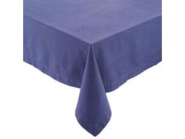 BLUE DAYS Tischdecke, blau, 250x160 cm