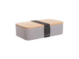SNACK PACK Lunchbox grau