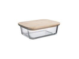 NATURALS Lunchbox m Bambusdeckel 1 l