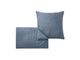 ORGANIC COTTON DREAM Bettwäsche, blau