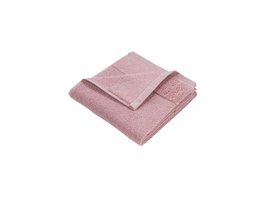 ORGANIC DAY SPA Handtuch 100x50 cm,ros