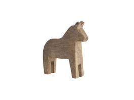 LARS Deko Pferd aus Mango Holz