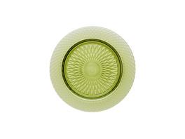 TINTOS Glasteller Ø 21 cm grün