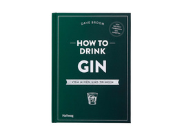 HOW TO DRINK GIN Buch Gin