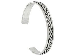 Armreif - Celtic Silver