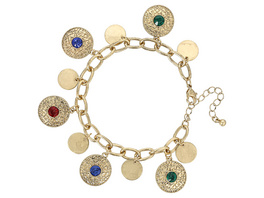 Armband - Color Coin