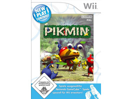 Nintendo NEW PLAY CONTROL! Pikmin