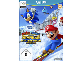 Mario & Sonic bei den Olympischen Winterspielen: Sotschi 2014