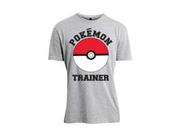 Pokémon - T-Shirt Trainer (Größe L)