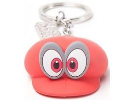Super Mario Odyssey - Schlüsselanhänger Hat