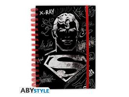 DC Comics - Notizbuch A5 Superman