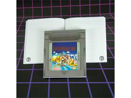 Nintendo - Notizbuch GameBoy