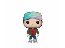 Back to the Future - POP!-Vinyl Figur Marty in der Zukunft Outfit