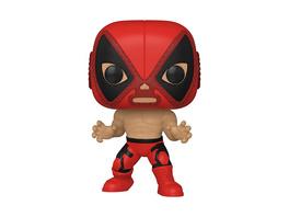 Marvel - POP!Vinyl - Figur Luchadore Deadpool
