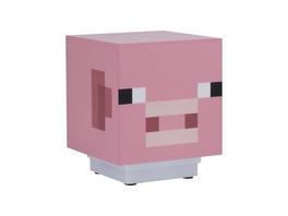Minecraft - Lampe Schwein mit Soundeffekt