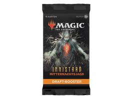 Magic the Gathering: Innistrad Mitternachtsjagd Draft-Booster