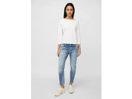 Jeans Modell THEDA boyfriend mid waist