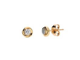 Ohrringe Diamant