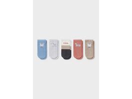 Multipack 5er - Baby-Socken