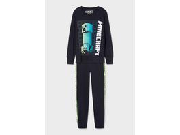 Minecraft - Pyjama - 2 teilig