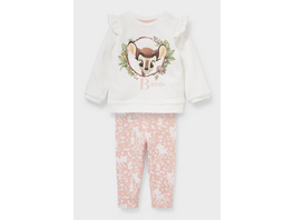 Bambi - Baby-Outfit - 2 teilig