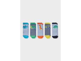 Multipack 5er - Socken - gestreift