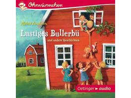 Lustiges Bullerbü und andere Geschichten (CD)