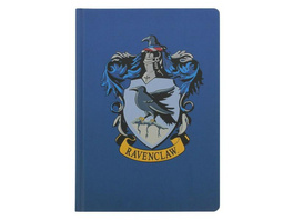 Notizbuch A5 - Harry Potter (Ravenclaw Crest)