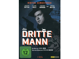 Der dritte Mann  Special Edition [2 DVDs] - Digital Remastered