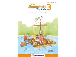 Das Übungsheft Deutsch / Das Übungsheft Deutsch 3