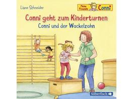 Conni geht zum Kinderturnen / Conni und der Wackelzahn (Meine Freundin Conni - ab 3 )