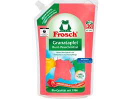 Bunt-Waschmittel Granatapfel