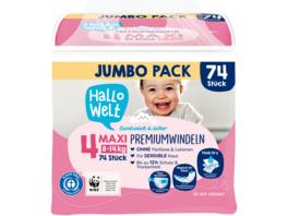Windel Gr. 4 Maxi JUMBO